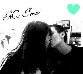 Ma fiancée ♥