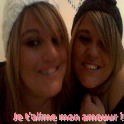 Ma soeur jumelle, mon rayon de soleil <3