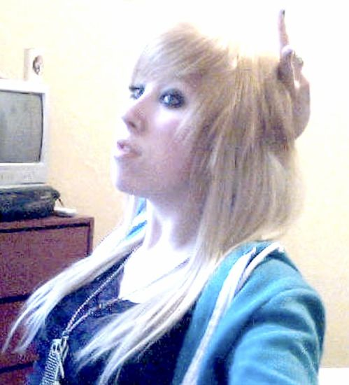 blondasse :P
