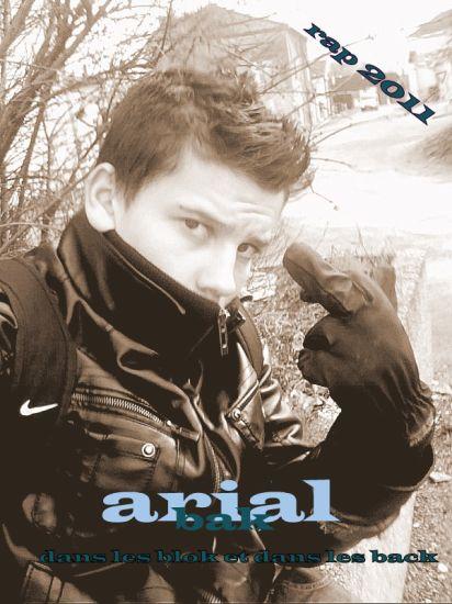 arial bak