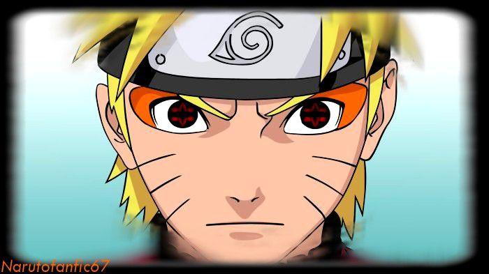 Naruto mode Hermite ~ ♥