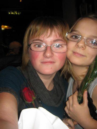 Althea et moi :)