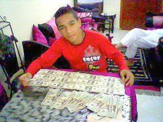 a got money