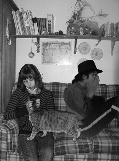 Mouahaha x) avec une vieille photo de moi qui date de 2009 !