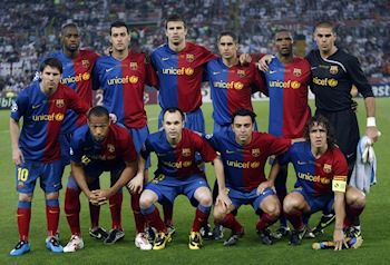 Équipe du Barça
