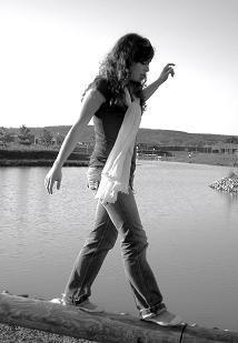 Au lac :)
