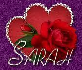 j' adore les rose et quand elle sont avec mon prénom encore+