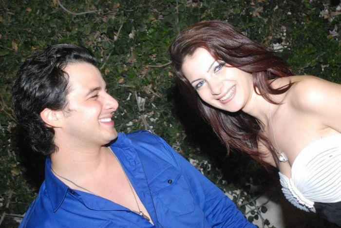 nadir et sa femme