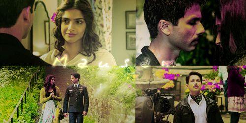 Sonam & Shahid