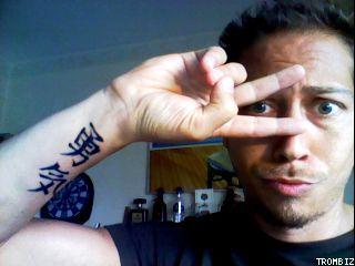 "JiMysTik.Com  ""Courage""  Tattoo Powa"