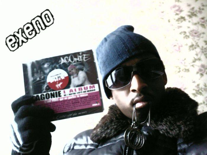 Promo de l'album de la sistaah AGONIE