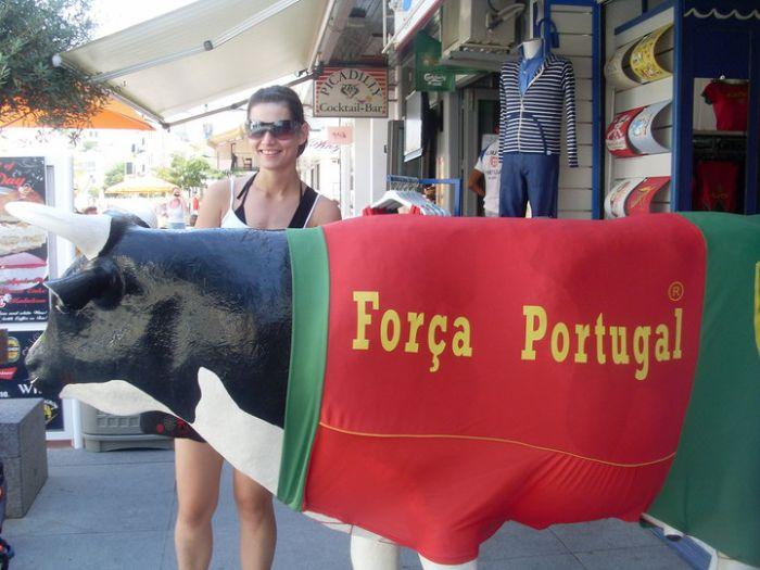 ma cousine au portugal