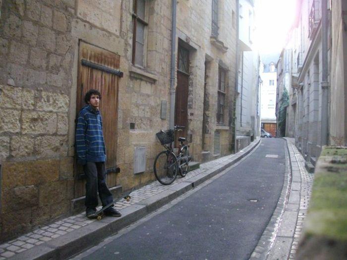 Février 2011, Vieux-Tours