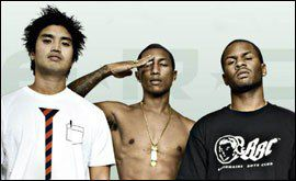 NERD No one Ever Really Dies - Chad Hugo 4real & Shay Haley