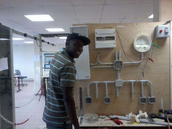 installation chauffage elec