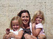 DR DR A g. Livia, maman et Alessia