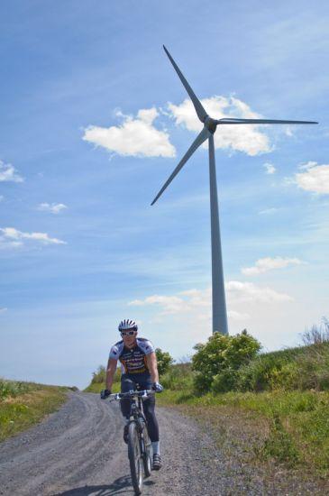 Vtt des éoliennes 3e week-end de novembre
