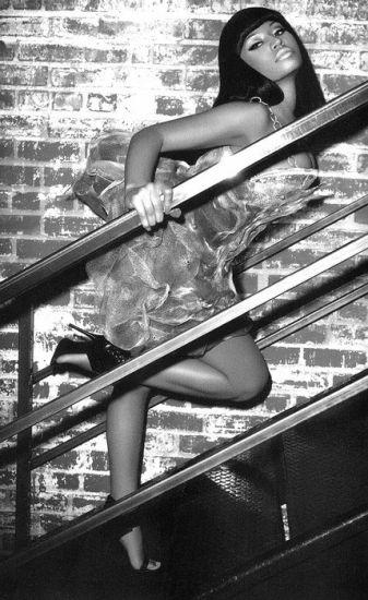 La perfection au féminin ; Nicki Minaj.