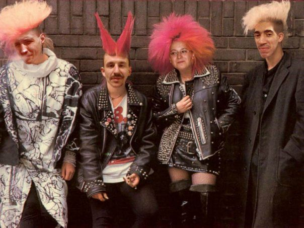 colonel fred punk