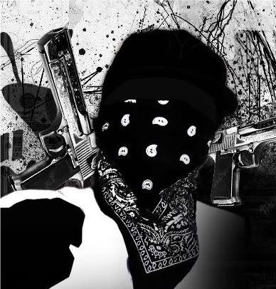 black bandana:)