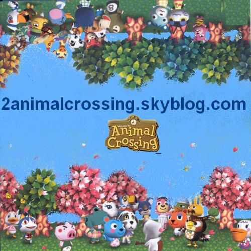Vive animal crossing Wild World