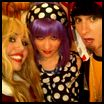 Miley & Emily Osment & Mitchel Musso