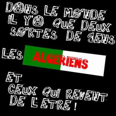 vive les algerien