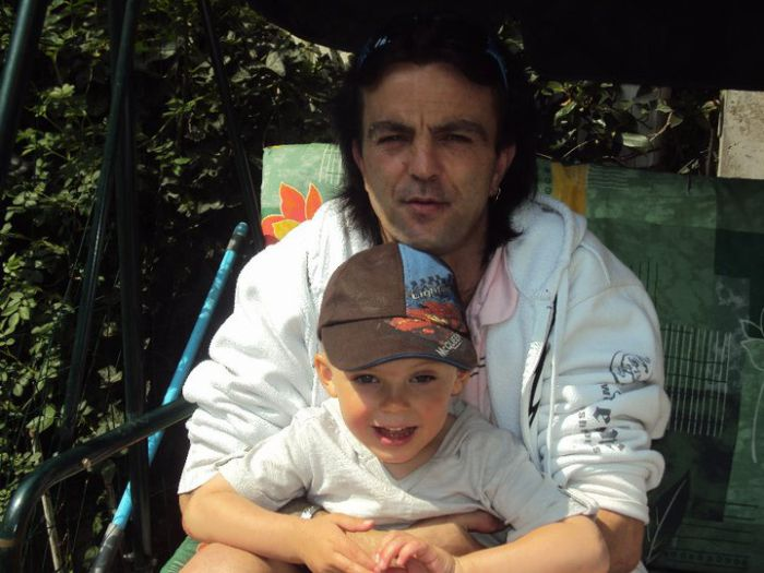 kerwan et son papy