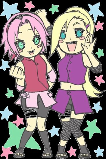 Ino and Me *_*
