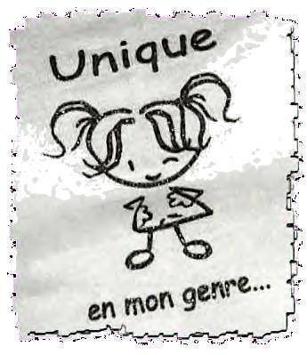 """""""UNIQUE#"""