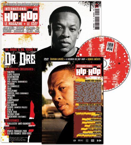 International Hip-Hop 14 en kiosque Juin 2011