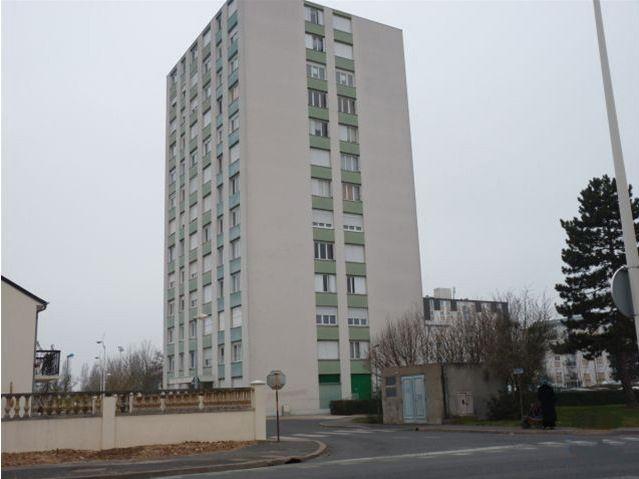 La ZUP de la Rabière, Joué les Tours.