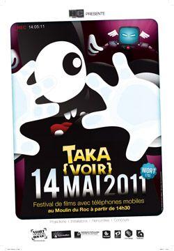 Affiche TAKA