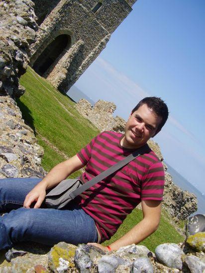 Reculver à Herne Bay en Angleterre !!!!!