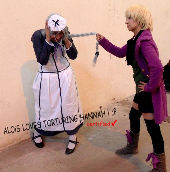 Alois and Hannah
