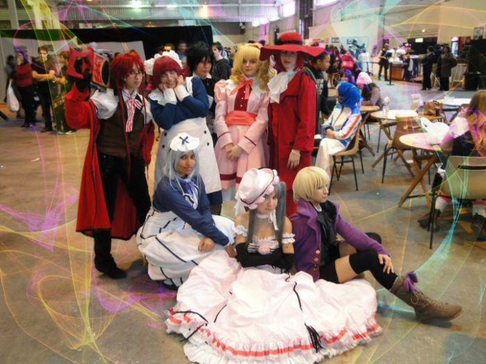 Team Kuroshitsuji <3