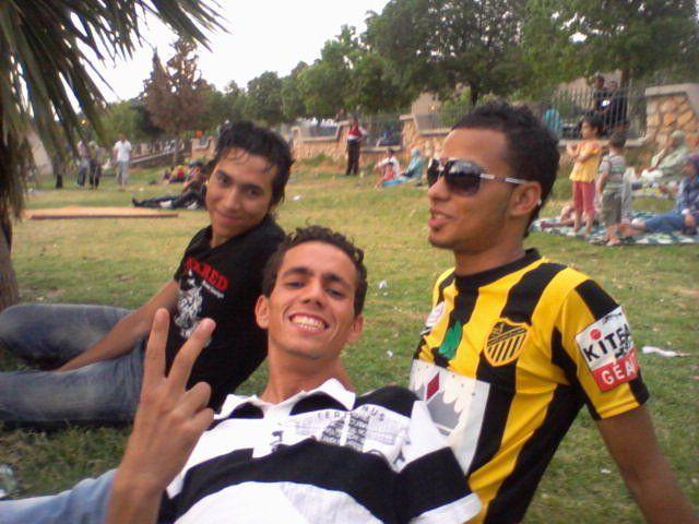 d-ok & Lach'hab & Zeriat ===> Sidi Hrazem