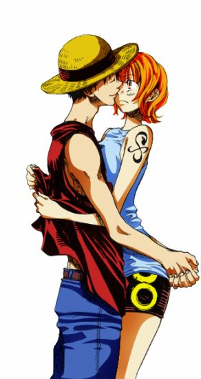 Son profil luffy x nami one piece - Luffy x nami 2 ans plus tard ...