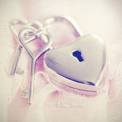 Les clés de mon coeur