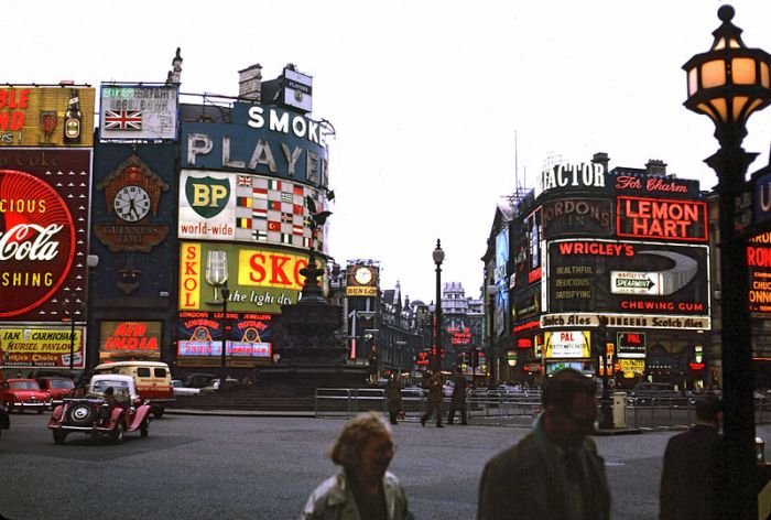 Place Piccadilly Londres