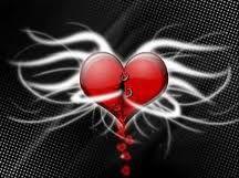 l'amour aussi a des ailes elle peux s'envoler