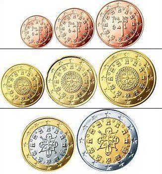 Les pièces portugaise