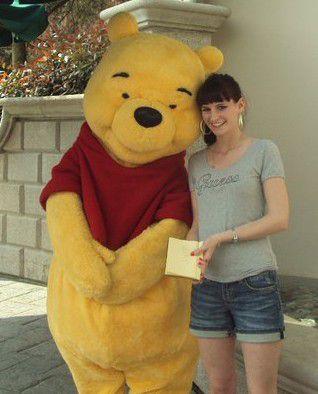 Winnie <3 ; Walt disney (L)