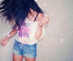 Et oui , une fille un peu folle me resemble :p