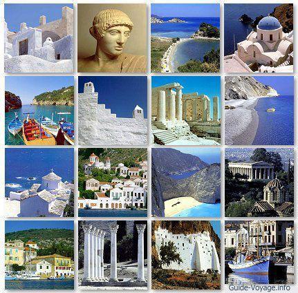 """"""" Grèce , mon plus beau voyage """" ..."""