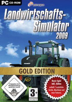 Landwirtschafts Simulator 2009 Gold Edition