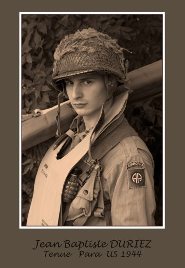Photo du site du D-Day Soldiers Memory