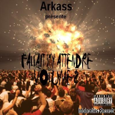 Arkass Présente Fallait S'y Attendre Vol.2 Front