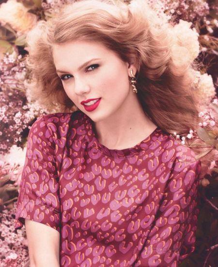 Taylor Swift pour TeenVogue