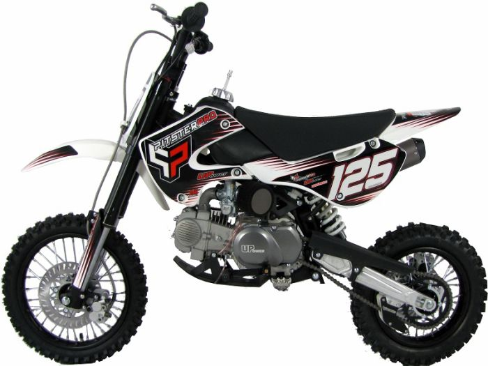 Ma dirt 125cc pitsterpro